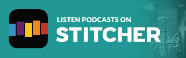 Listen podcasts on Stitcher