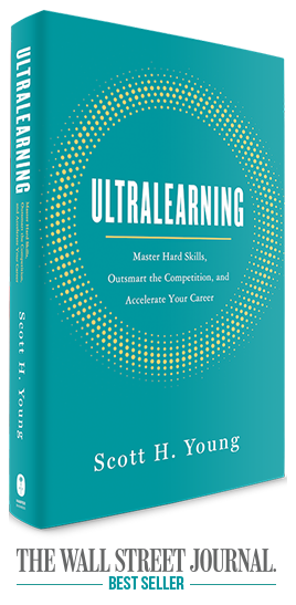 Ultralearning Book Cover