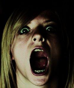 Scream by D Sharon Pruitt
