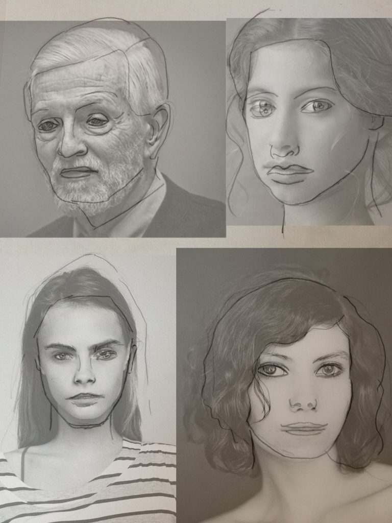 New Ultralearning Project: Can You Learn to Draw Realistic