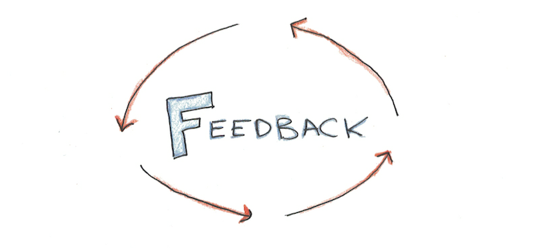 Better Writing Step #5: Get Feedback