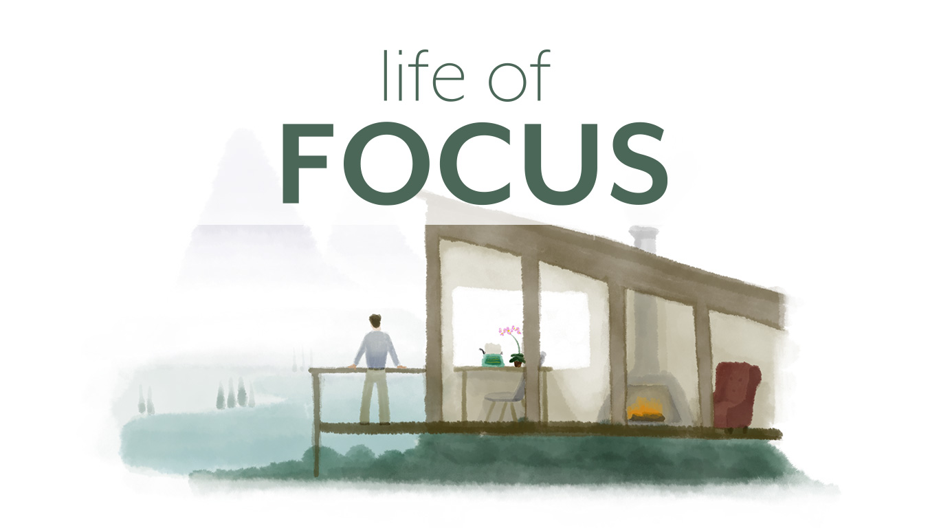 Life of Focus Standard Edition [CN040]